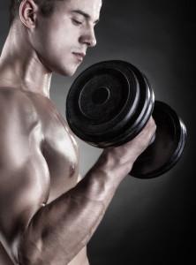Szybkie zwiększenie masy mięśniowej
